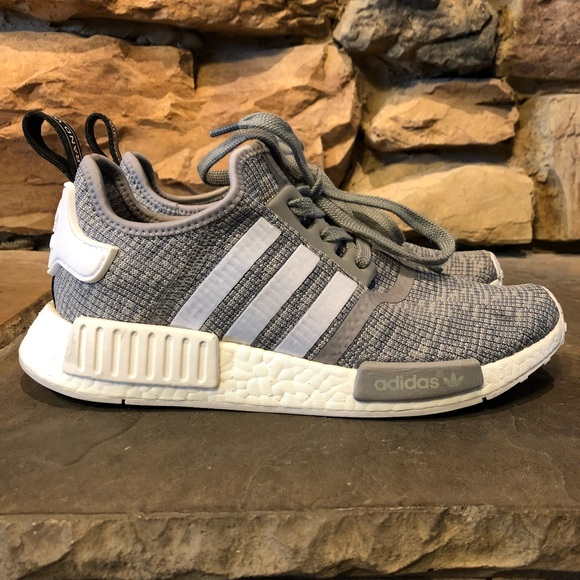 ec74728f299ea3 adidas Shoes - Adidas NMD - Glitch Solid Grey Camo